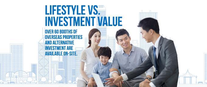 Smart Investment & International Property Expo Hong Kong 2017