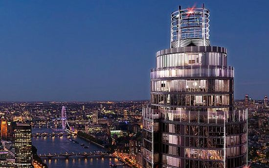 3 Bedroom Apartment For Sale In The Tower One St George