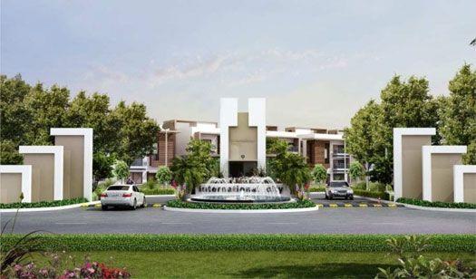 Sobha International City - Entrance