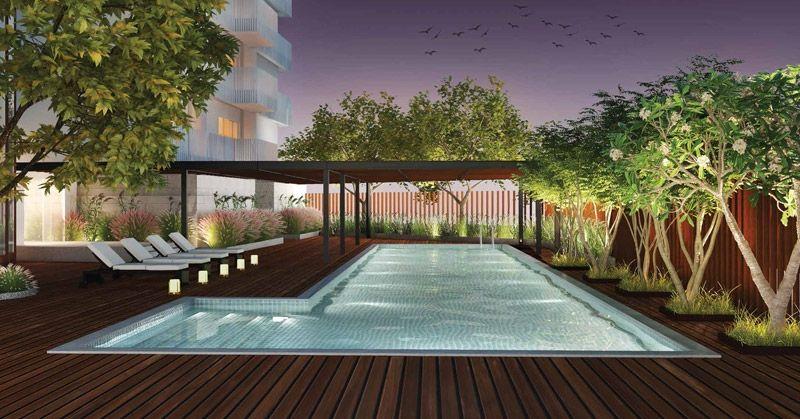 Iconic Galaxy - Swimming Pool