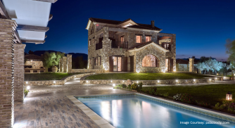 What makes Palazzo Di P in Zakynthos, Greece One of The Top Most Luxury Villas in The World?