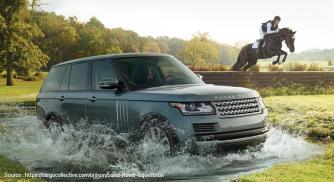 The magnificent brand story of Land Rover