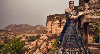 Crafts of India - An ode to Bhuj By Anita Dongre