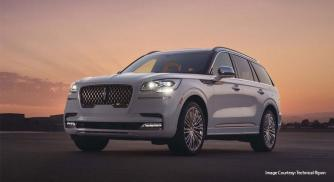 Lincoln Aviator Shinola is Making Heads Turn at The 2021 Pebble Beach Concours d'Elegance