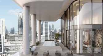 SOLD: The Super Triplex Penthouse at the Iconic 'Residences at Dorchester Collection'