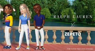 Luxury Fashion Brand Ralph Lauren Joins Hands With Social Networking and Avatar Simulation App Zepeto