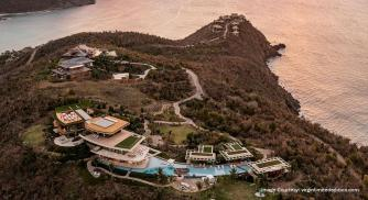 Richard Branson's 125 acres Private Caribbean 'Moskito Island' is an Ode To Luxury Real Estate