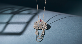 Zoya's Libera Is an Exuberant Invitation to Find Your Flow with Rare Jewellery