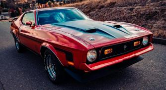 The Complete Story of Ford Mustang
