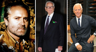 A list of Top 10 Most Influential Male Designers