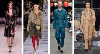 Top British luxury fashion brands
