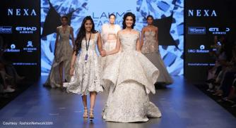 Virtual showroom by Lakme Fashion Week to support the fashion business