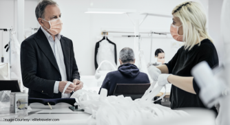 Fashion's game of philanthropy to direct good intentions for maximum impact