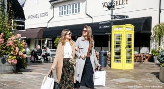 The Luxury Life at Bicester Village