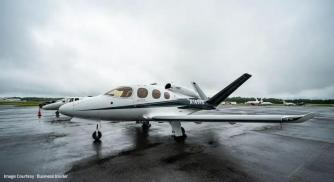 Cirrus Vision Jet and the USD 2 million personal private jet revolution