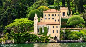 The most expensive homes in Italy