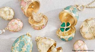 Brand Story - Faberge Jewelry