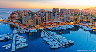Why is Monaco an important location for Jewelry?