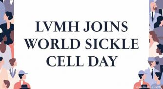 LVMH in World Sickle Cell Day 2020