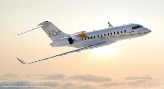 Bombardier enters long range Global 5500 Business Jet