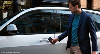 BMW brings in an innovation of considering iPhone as fully digital car key