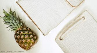 Sustainable Luxury with the Power of Pineapple