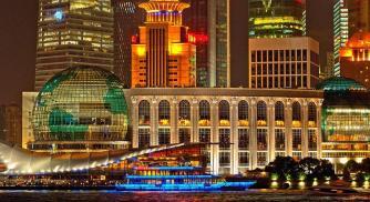 Living the Luxury life, Shanghai style