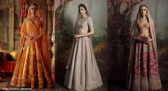 The Ultimate Guide For Choosing A Bridal Lehenga