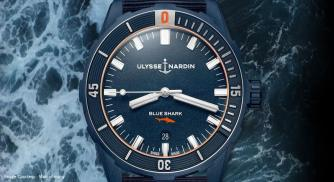 The Story of Shark Watches from Ulysse Nardin