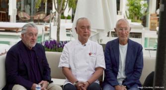 Robert De Niro And The Luxury Cafe Network