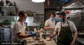 Luxury Food Industry Hit Hard By The Global Coronavirus Lockdowns