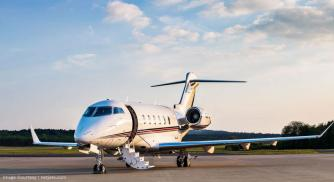 Covid is Encouraging The Rich to Fly Privately; Private Jet Companies Are Cashing in