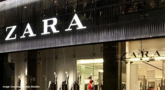Luxury Fashion Brand Zara Registers a Whopping 45.5% Increase in FY20 Profit