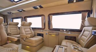 Bored of Your Mercedes-Benz Sprinter? Check Out The 2021 Daycruiser - a Mini Luxury Home