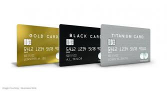 The Master of Credit Cards, Luxury Card Gets Multiple New Patents