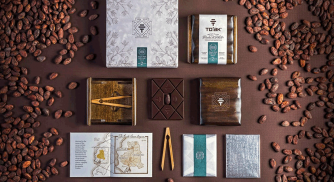 To'ak and the delightful world of luxury chocolate