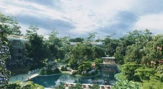 Hilton's Luxurious Rainforest Paradise in Costa Rica Progressing Smoothly