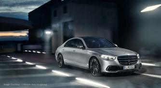 The New S-class From Mercedes Benz Redefines Luxury