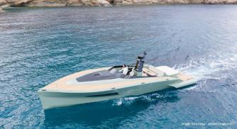 Is it A Yacht or is it a Supercar? Say Carbon 42 is a Marvel indeed!