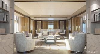 Superyacht Project Pollux Has Interiors Better Than a Luxury Condo