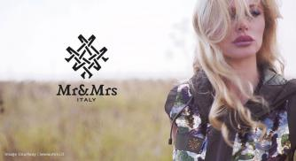 International Fashion Label Mr & Mrs Italy And The Eight Capsule Strategy