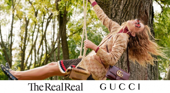 Gucci And The RealReal Come Together For Tapping The Luxury Secondhand Market