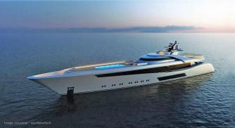 Project 3073 by Feadship With A Glass Bottom Pool is A Luxury Yacht to Behold!!