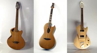 Murray Kuun Luxury Guitars - Well Designed Music