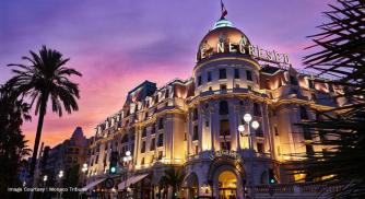 Hotel Negresco on French Riviera Brings Back Luxury of The Good Old Days