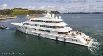 Pendennis Unveils Luxury Charter Yacht 'My Lady E'