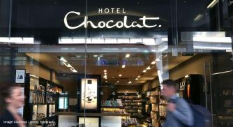 Hotel Chocolat Set to Release its Series of Luxury Chocolates in Travel Retail.