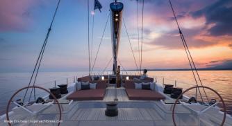 Swan 98  by Nautor's Swan is an Amazing Luxury Yacht