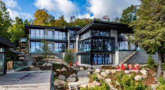 Luxury Real Estate in Ontario With Premium Cottage Living