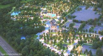 Kings Island Camp Cedar luxury Outdoor Resort to Open Spring 2021